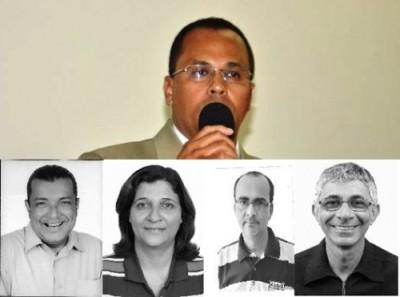 """Vereador Amaral Jr. lidera  na câmara a """"bancada do amém"""""""