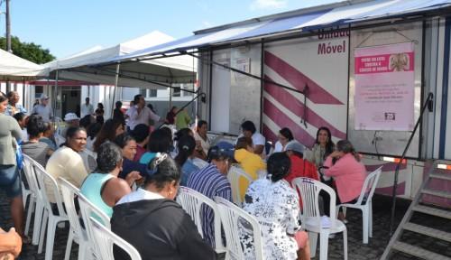 A 1ª Feira de Saúde da FJS   aconteceu em setembro de 2013 e atendeu mais de 3 mil pessoas de Itapetinga e toda a região.