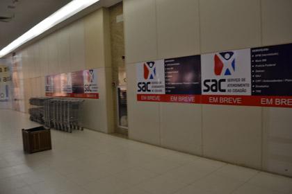 2º SAC de Conquista será inaugurado no mês de agosto e fica no Shopping.