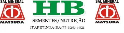 Logomarca HB Sementes