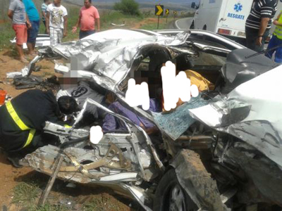 acidente 116