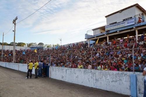 Estádio 'Tesourão'- Ibirataia