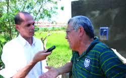 Segundo Zé Otávio, o secretário Jeremias Brito teria se queixado da falta de condições de trabalho em sua secretaria, citando o abandono da passarela do Rio Catolé.