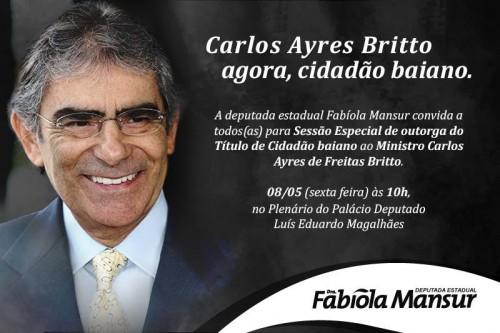 AYRES BRITO