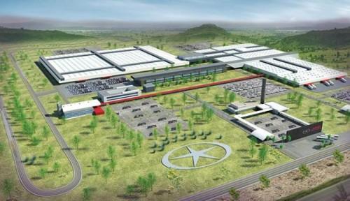 Projeto de construção da fábrica na Bahia foi divulgado e inauguração estava prevista para 2014