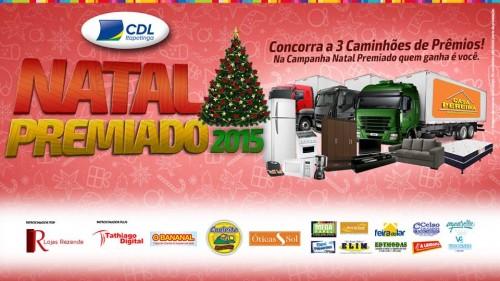 CAMPANHA DE NATAL CDL ITAPETINGA