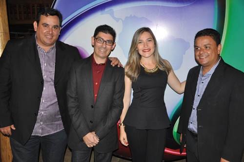 EQUIPE DA TV CABRÁLIA - RECORD BAHIA