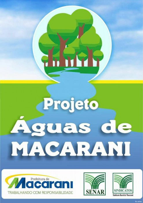 PREFEITURA DE MACARANI - SECRETARIA DE AGRICULTURA E MEIO AMBIENTE