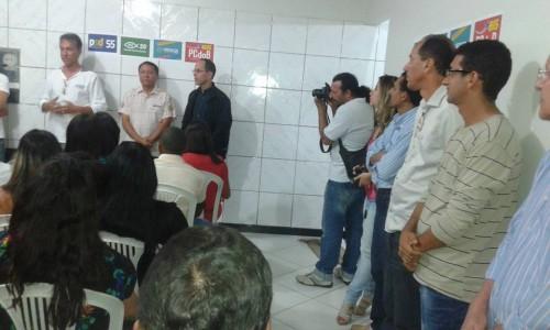 JORGE PANTERA PREFERE MARCÃO COMO VEREADOR E MIRALDO MOTA NA VICE